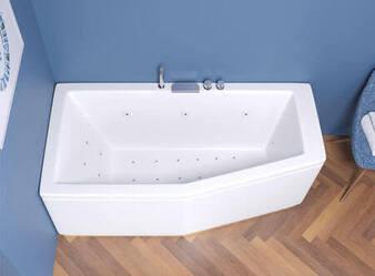 Vasca da bagno idromassaggio Compact