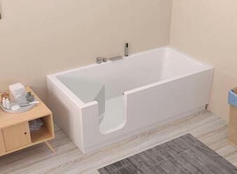 Vasca da bagno idromassaggio Easy
