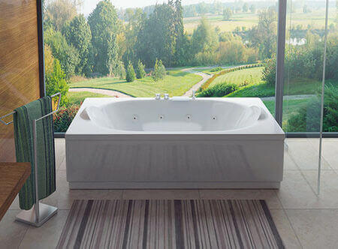 Vasca da bagno idromassaggio Onyx