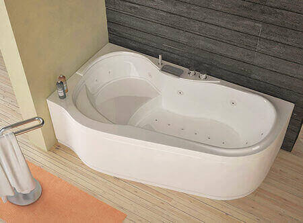 Vasca da bagno idromassaggio Sidney