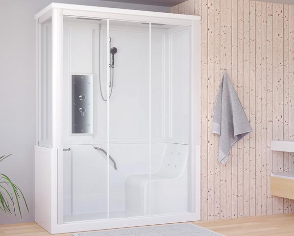 Box doccia con seduta – Energy
