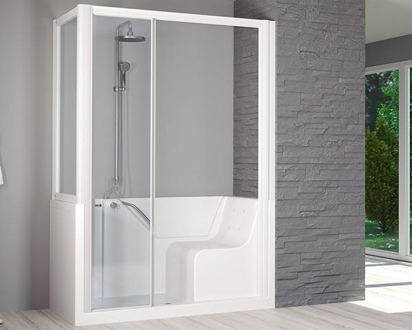 Box doccia con seduta – Superior