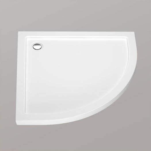 Piatto doccia Five Semicircolare
