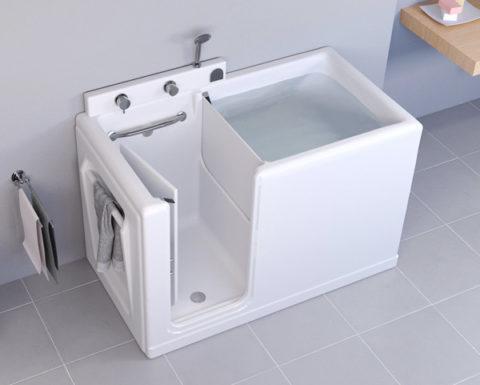 Auxilia: Vasche e Docce per Anziani, Disabili | Busco