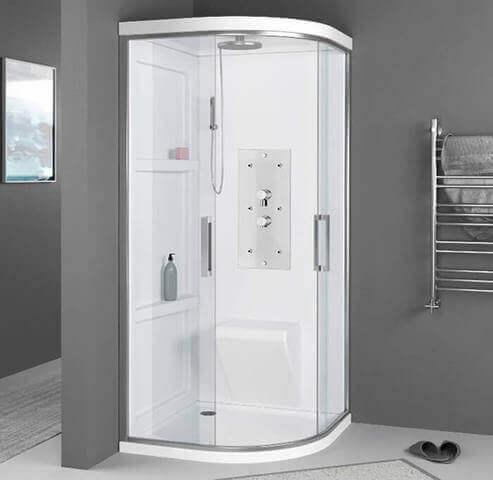Cabina doccia 80×80 90×90 Las Vegas