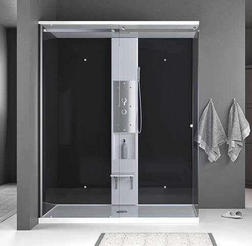 Cabina doccia Toronto Battente