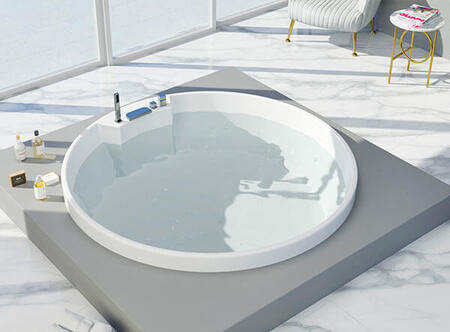 Vasca idromassaggio Olivia