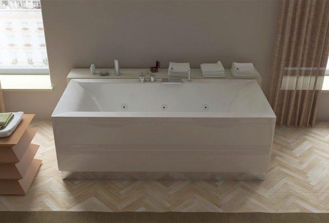 Scopri London, una vasca rettangolare in grado di adattarsi con stile a tutte le tipologie di arredamento e le esigenze di spazio. Un modello di design moderno, giovane e versatile. ———— Discover London, modern design, young and versatile. A rectangular bathtub that can adapt with style to all types of furniture and space requirements. —— #vasca #bathtub #artigiani #idromassaggio #paris #london #whirlpool #madeinitaly #interni #artigianato #relax #enjoy #spa #benessere #foto #photography #architettura #arredamento #casa #arredobagno #bagno #bathroomdesign #design #bathroom #italy